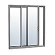 LC25 Glazed 3000 Series Sliding Doors