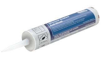 CRL Mildew Resistant Silicone Sealants