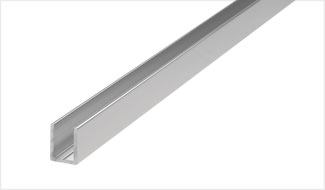 CRL Aluminum U-Channels