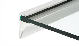 CRL Aluminum Extrusions
