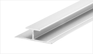 CRL Aluminum H Channels