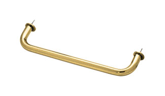 CRL Brass Wall Mounted Towel Bars
