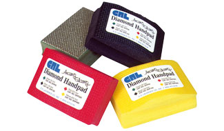 CRL Hand Held Sanding Tools, Pads, Stones and Accessories
