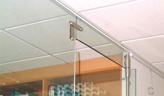 CRL Laguna Pivot Glass Door Systems