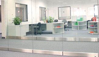 CRL Overhead Track Bi-Folding Doors