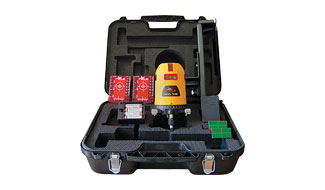 CRL Point and Line Laser Tools