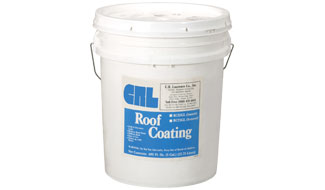CRL Roof Cement and Coatings
