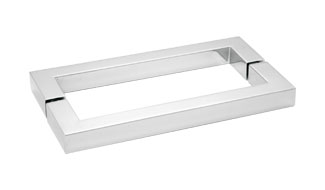 CRL SQ Series Back-to-Back Towel Bars