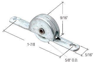 CRL Steel Ball Bearing Sliding Door Roller