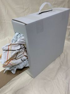 Lint-free Cleaning Cloth, 5 kg