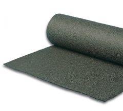 CRL Black Glaziers Felt, 6mm thick, 2m width