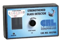 CRL Strengthened Glass Detector