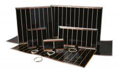 CRL 500 x 1490 mm Clear View 240 Volt Rectangular Mirror Defogger