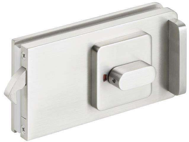 CRL Stuttgart Sliding door lock for bathrooms