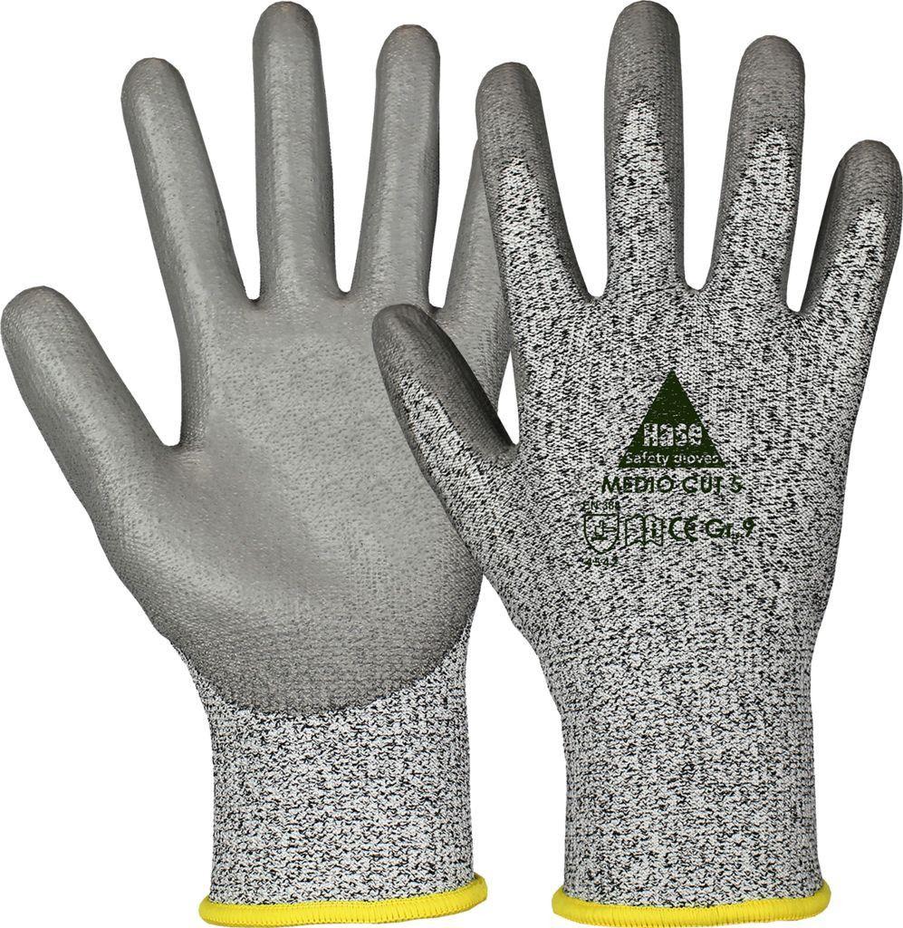 CRL MEDIO CUT 5 Gloves, Cut Resistance 5