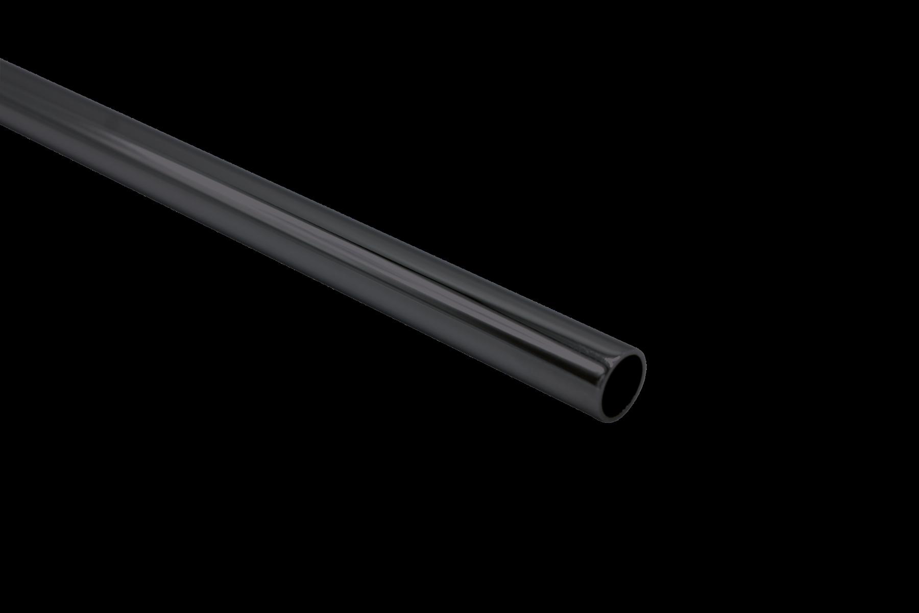 CRL Chrome Round Support Bar, Ø 12 mm