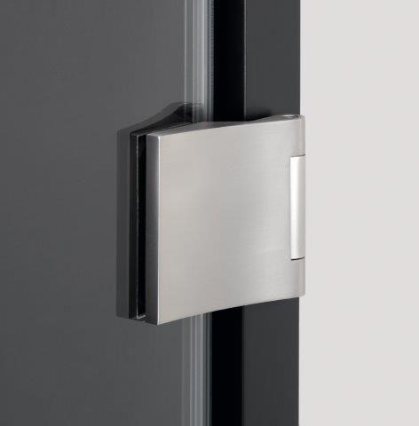 CRL Smart Entrance Glass Door Hinge, 60 kg