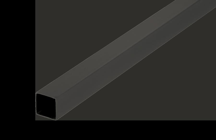 CRL Chrome Square Support Bar 12 x 12 mm