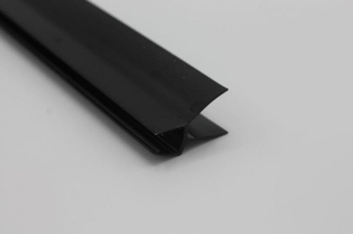 CRL Black Wipe and Leg Seal for 8 mm Glass