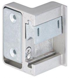 CRL STUTTGART  Brushes Nickel Wall Mounted Lock Case