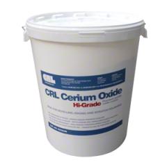 CRL Polishing Cerium Oxide Hi-Grade - 25kg