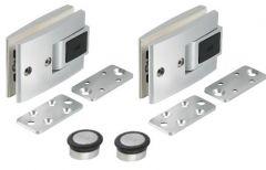 dormakaba TENSOR Set with door stoppers, frame mount