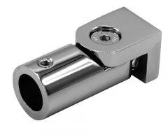 CRL Wall Bracket for 12 mm Support Bar