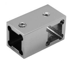 CRL Chrome T-Junction Bracket 12 x 12 mm