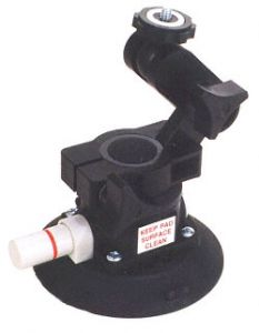 """CRL Wood's Powr-Grip® 4-1/2"""" Vacuum Cup with Cleat Head"""