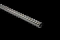 CRL Brushed Nickel 1 m Support Bar Only, Ø 12 mm