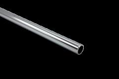 CRL Polished Chrome 1 m Support Bar Only, Ø 12 mm