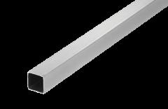 CRL Chrome 500 mm Square Support Bar 12 x 12 mm