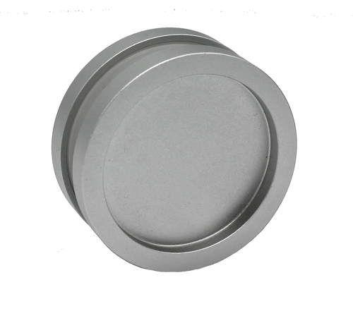CRL ECONOMY Round Finger Pull, Ø 65 mm, 8 - 10 mm